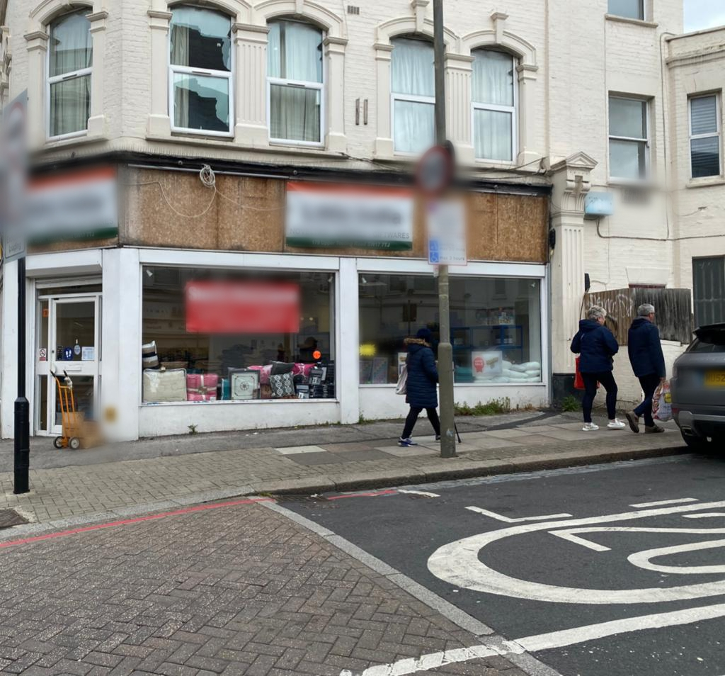 UPPER TOOTING ROAD, TOOTING SW17